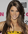 Ashley Greene - Long Straight Hairstyle